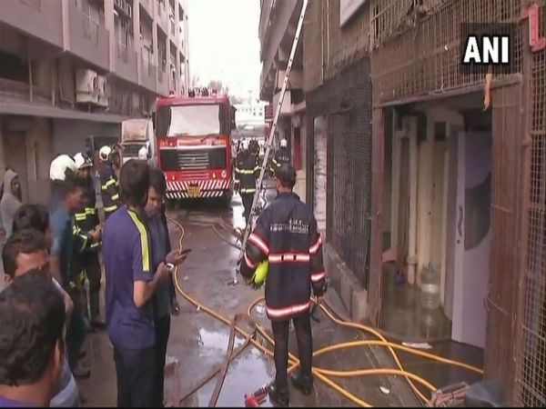 Mumbai: After Cinevista Studio blaze, fire breaks out in Shiv Shakti Industrial State building
