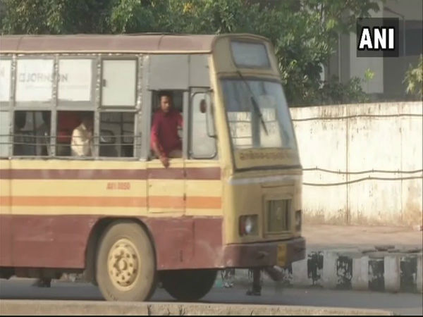 Tamil Nadu bus strike continues for fourth day