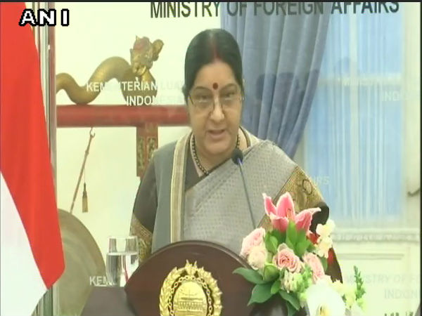 'For India, relations with ASEAN Region is key priority', says Sushma Swaraj