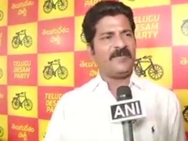 Disqualify TRS MLAs with posts, says Congress leader Revanth Reddy to EC