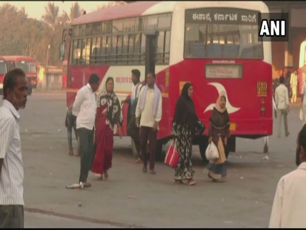 No effect of Karnataka Bandh in Kalaburagi