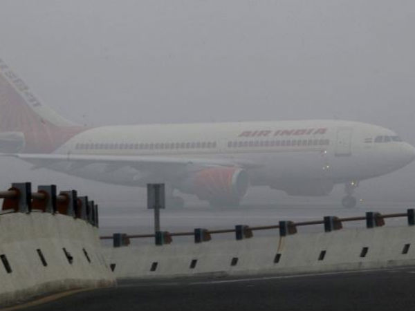Pongal bonfire smog hits flight operations in Chennai
