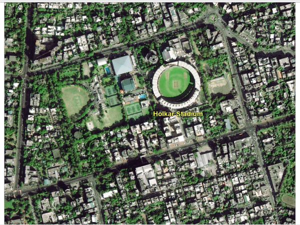 ISRO releases first image taken by Cartosat-2 series satellite