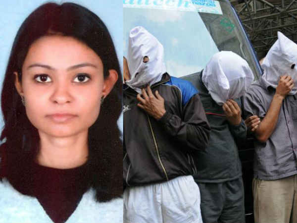 Jigisha Ghosh murder case