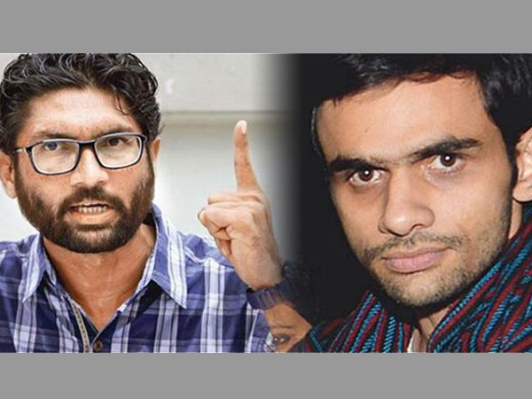Bhima Koregaon violence: FIR against Jignesh Mevani, Umar Khalid for provocative speech