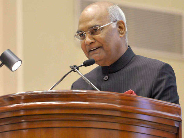 Secularism, equality foundations of India: President Kovind