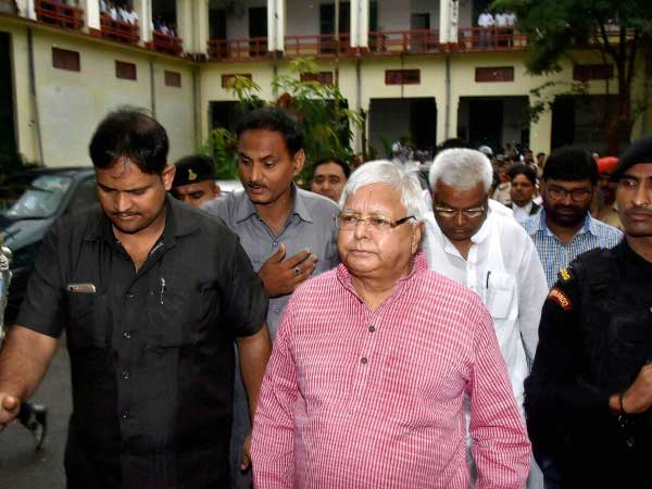 Fodder scam case: Lalu seeks minimum punishment on health grounds