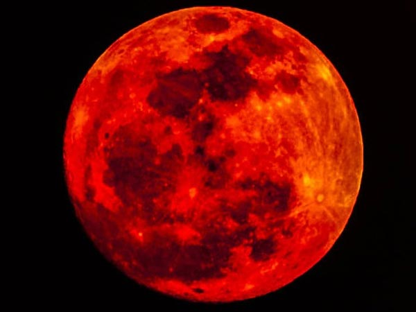 red moon today time - photo #4