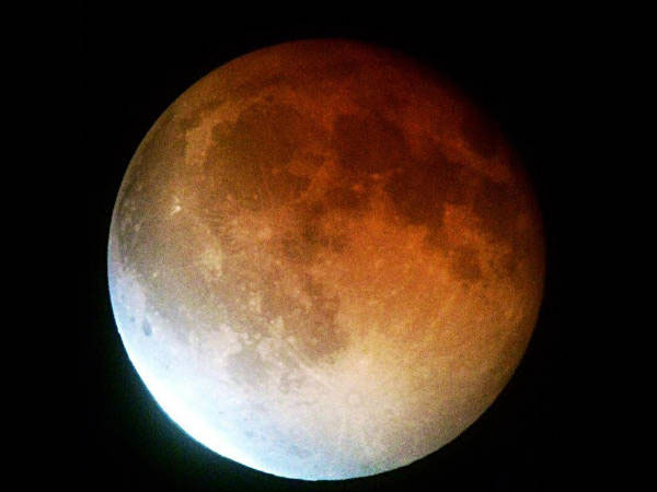 When can you see the total lunar eclipse