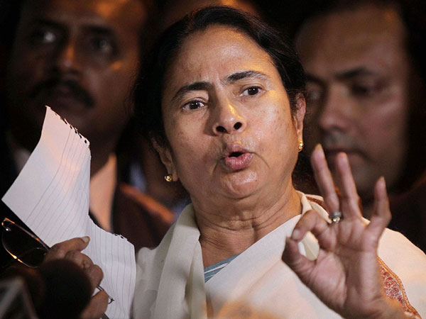 Mamata Banerjee attacks BJP, says some goons are misusing name of Ram