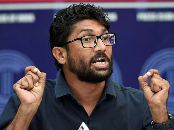 Activist-turned-politician Jignesh Mevani