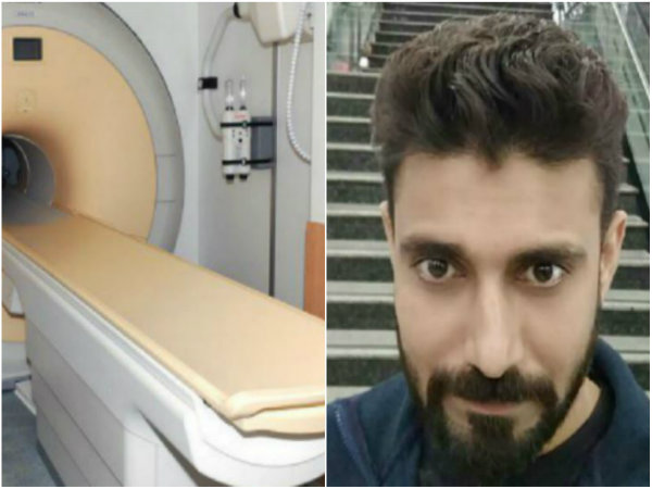 Rajesh Maru died in Nair Hospital on Saturday night after getting sucked into Magnetic Resonance Imaging (MRI) machine