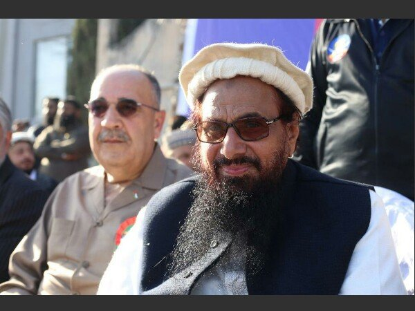 Pakistani newspaper's New Year calendar features Hafiz Saeed