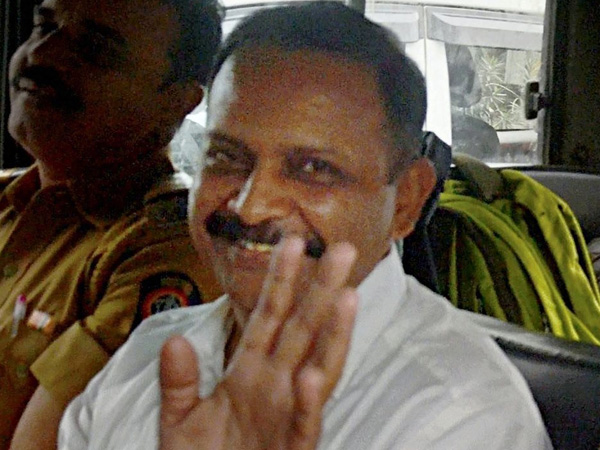 A file photo of Lt Col Shrikant Prasad Purohit. Photo credit: PTI