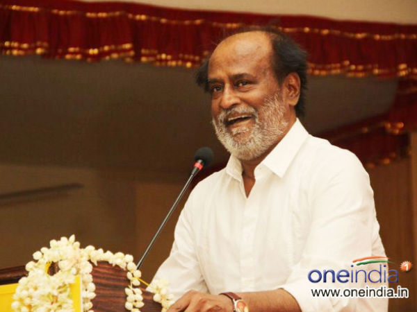 Rajinikanth meets fans, gets photographed with them in Chennai