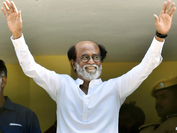 20 percent AIADMK voters prefer Rajinikanth