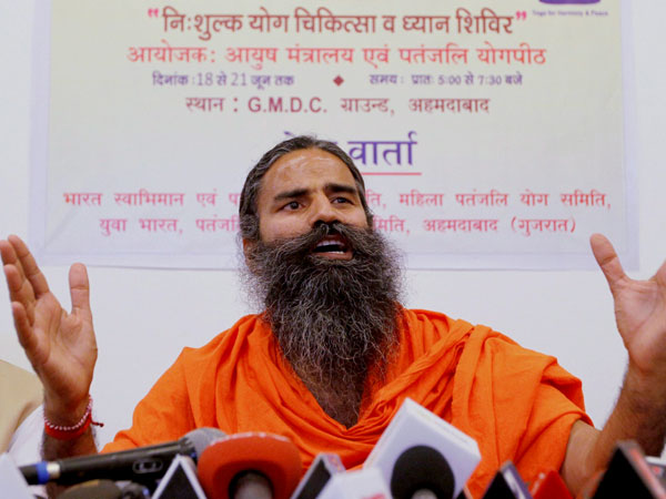 Will not get into partnership with foreign companies at any cost, says Ramdev