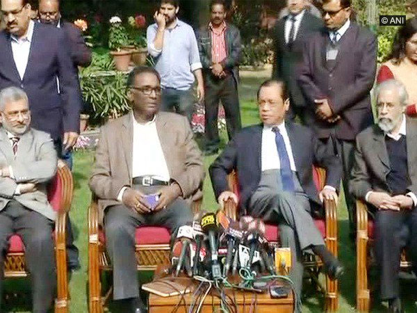 The 4 Supreme Court judges who took on the CJI at a historic press conference