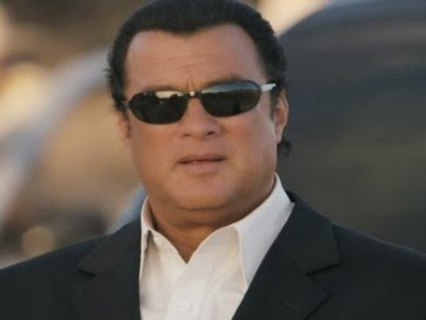 Hollywood star Steven Seagal. Courtesy: @sseagalofficial