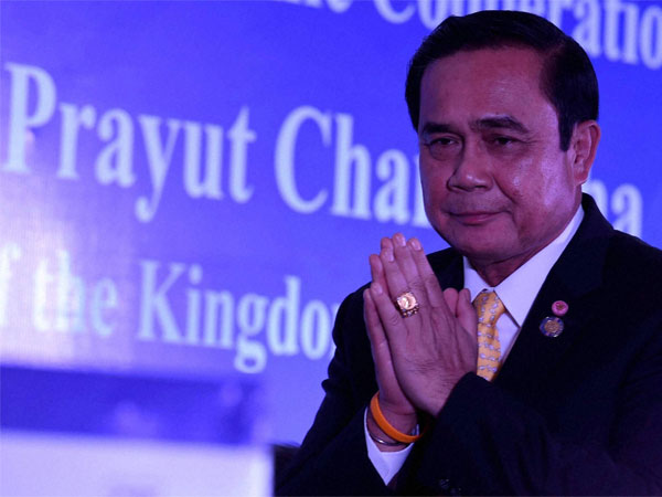 General Prayut Chan-o-cha, Prime Minister of Thailand