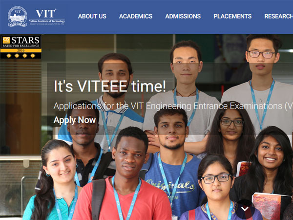 VITEEE results 2018 declared, check now