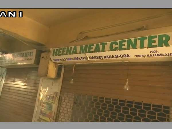 Meat traders' strike against cow vigilantes enters 3rd day in Goa