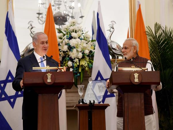 Israel's PM says India reconsidering shelved missile deal