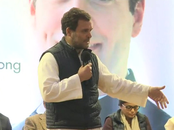 Rahul Gandhi arrives in Meghalaya, to kickstart poll campaign