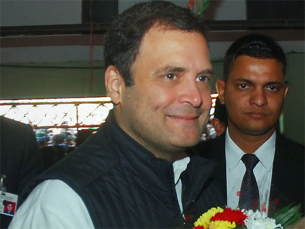 Naidu refers Rahul Jaitlie tweet to LS