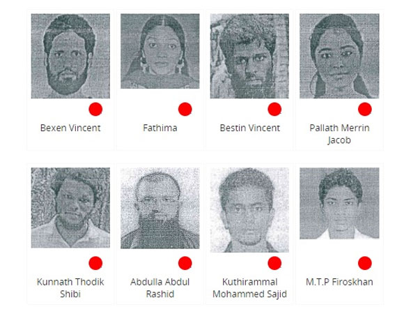 If you think religious conversions are not linked to terror, then take a look at this gallery