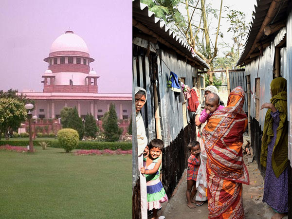 Supreme Court seeks government explanation on push back policy on Rohingyas