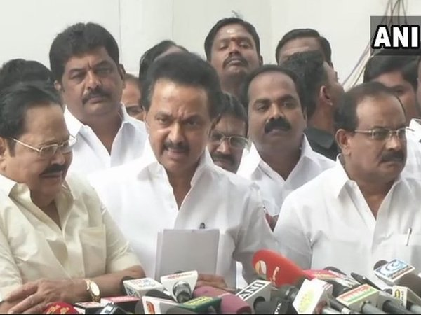 DMK boycotts Tamil Nadu governor's address in assembly