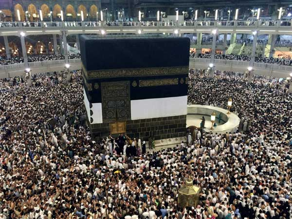 Saudi Arabia increases India's Haj quota