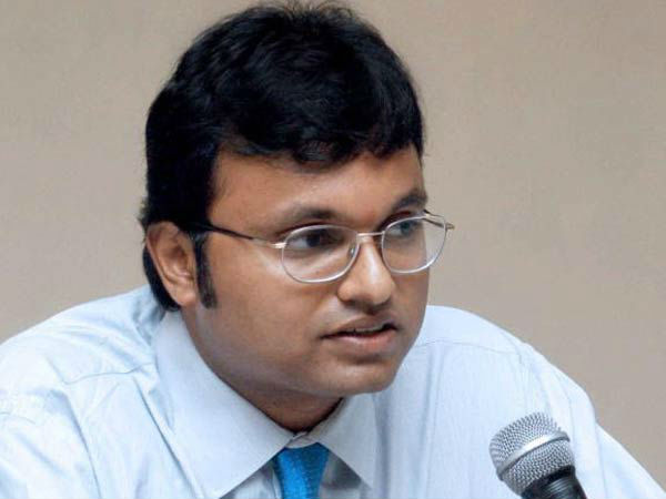 Karti Chidambaram arrested in INX Media case: A timeline