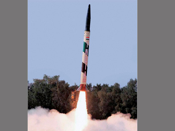 India successfully test-fires Agni -1