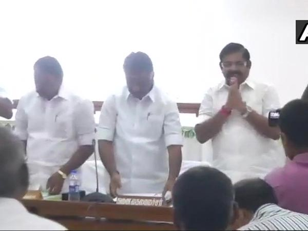 All party meet to discuss Cauvery verdict begins
