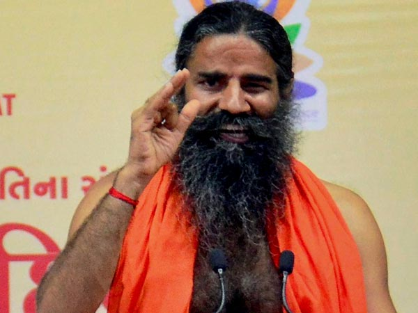 Yoga guru Ramdev. File photo