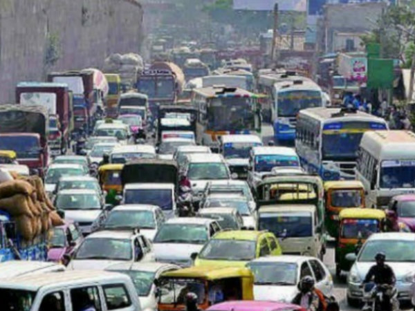 Less Traffic Day on second Sundays of every month in Bengaluru