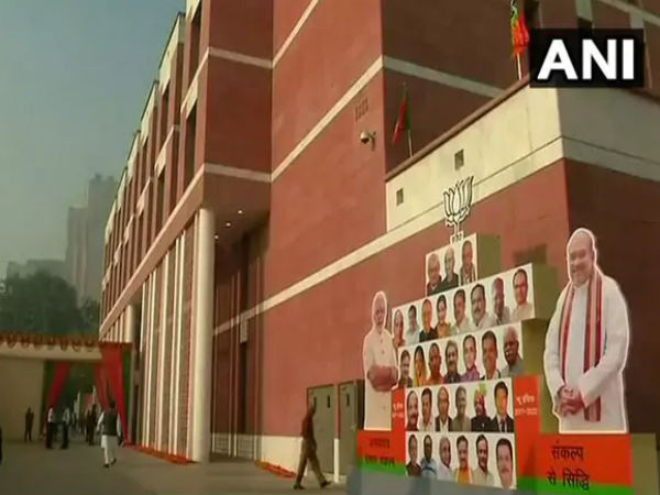 Modi to inaugurate BJP's new 'hi-tech and swanky' HQ in Delhi today