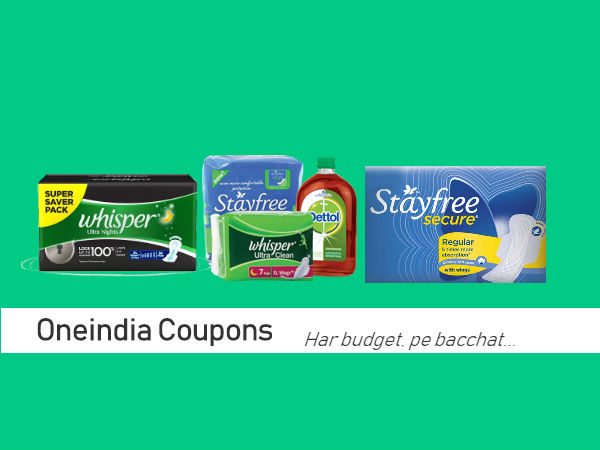 The Bigbasket, 1MG, Myra Sale: Women Sanitary Pads From Rs.21 Onwards*