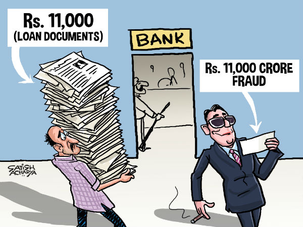 Billionaire Nirav Modi allegedly duped Punjab National Bank. The bank has reportedly lost Rs 11,360 crore in the scam.