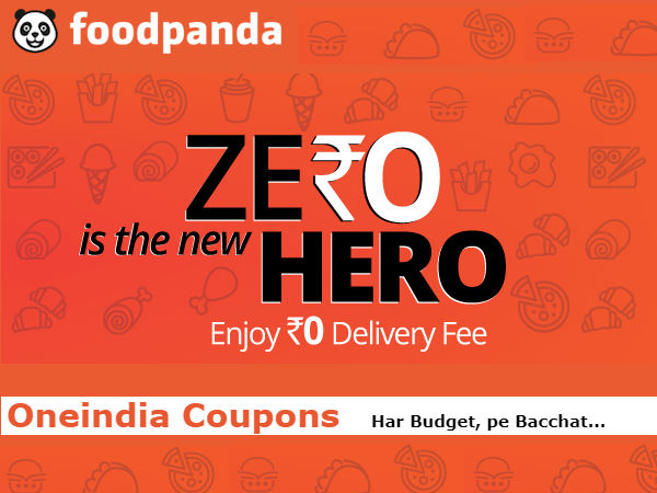 If Food Is Your Love, Foodpanda Your Valentine! ZERO DELIVERY FEE On Orders Hurry*
