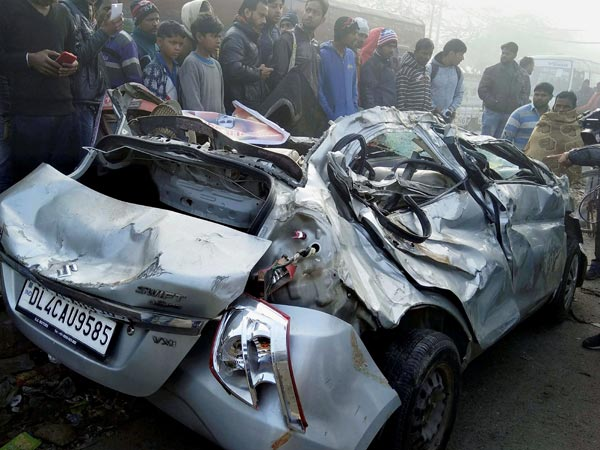 More than 1500 died in road accidents in Delhi in 2016, Govt holds discussions