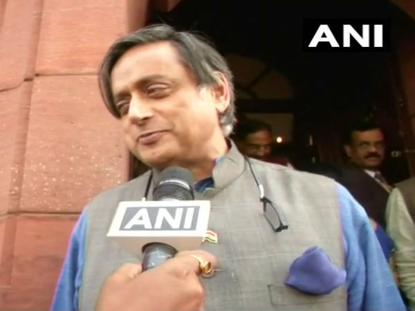 Modi's speech is a farrago of misrepresentations and half truth: Shashi Tharoor