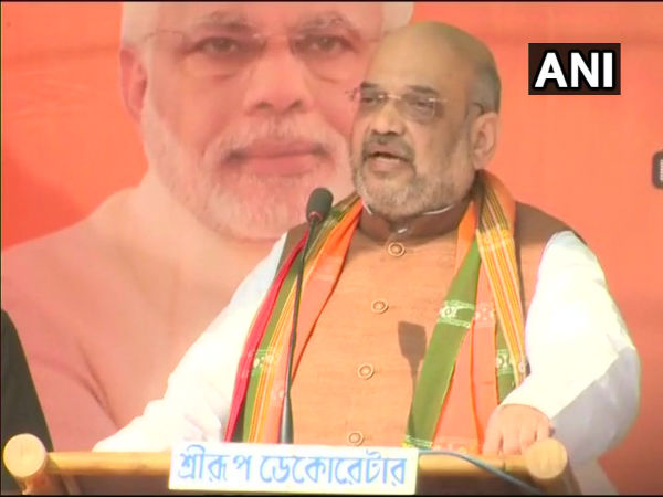 BJP will win forthcoming assembly polls in Tripura: BJP Chief Amit Shah