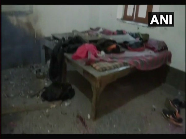 Bihar: 1 injured after explosion hits at Harkhen Kumar Jain Dharmshala in Arrah