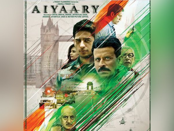 SC ejects plea filed by Adarsh Society to stay release of film Aiyaary