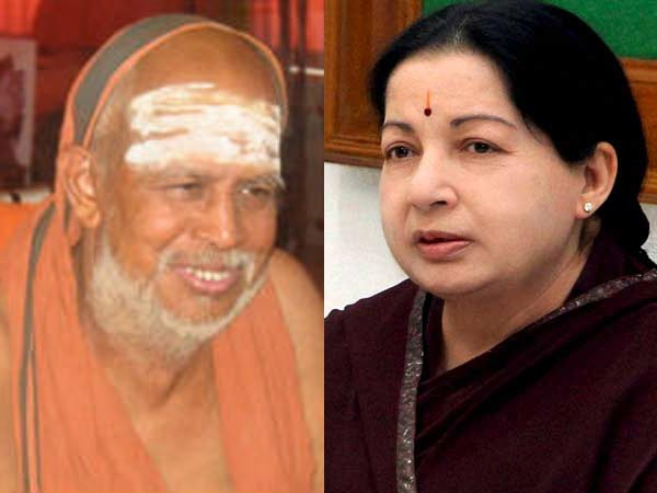 Revered Hindu seer Shankaracharya Jayendra Saraswathi of Kanchi passes away at…