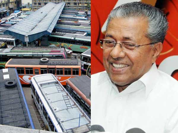 LDF govt. hikes minimum bus fare, opposition UDF slams decision