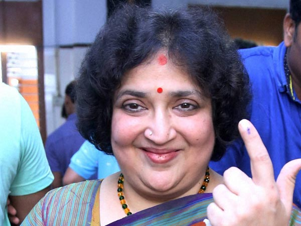 Actor Rajinikanth's wife Latha Rajinikanth. PTI file photo